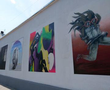 Презентація оновленої Львівської вуличної галереї