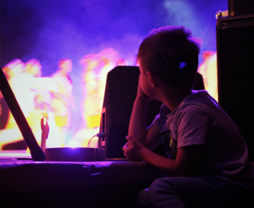 ФОТО: як відбувся звітний концерт Зразкового ансамблю сучасного танцю