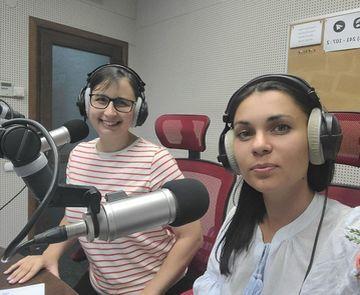 Ми в етері «CityArtShow» на «Радіо Вголос»