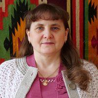 Світлана Кебало - Завідувачка сектору канцелярії
