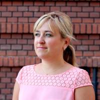 Юлія Дуляба - Балетмейстер НАТ «Мрія»