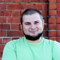Андрій Питель - Завідувач сектору сценічного  забезпечення