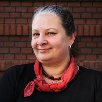 Галина Якубишин - Завідувач відділу образотворчого мистецтва