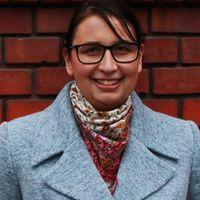 Юлія Рудюк - Завідувачка відділу проектного менеджменту