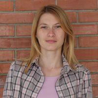 Мар'яна Загоруйко - Редакторка сектору творчого розвитку